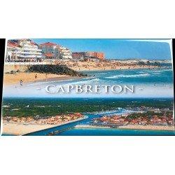 Magnet Capbreton 2 vues