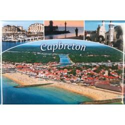Magnet Capbreton multivues