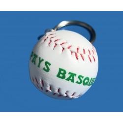 Porte clé pelote basque