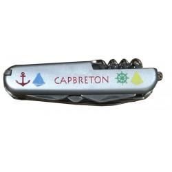 Couteau Capbreton multi-fonctions