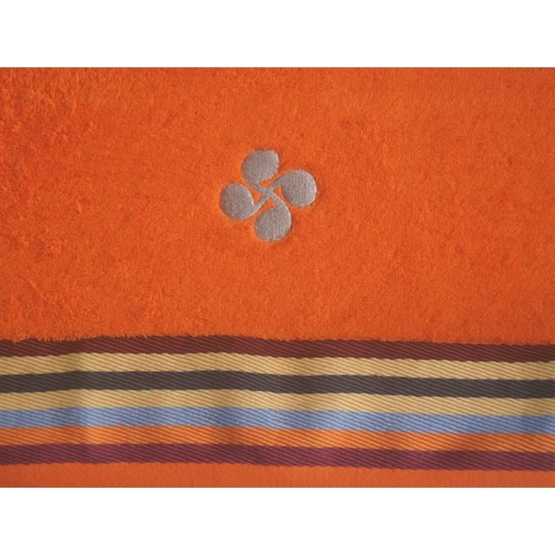 Mante orange