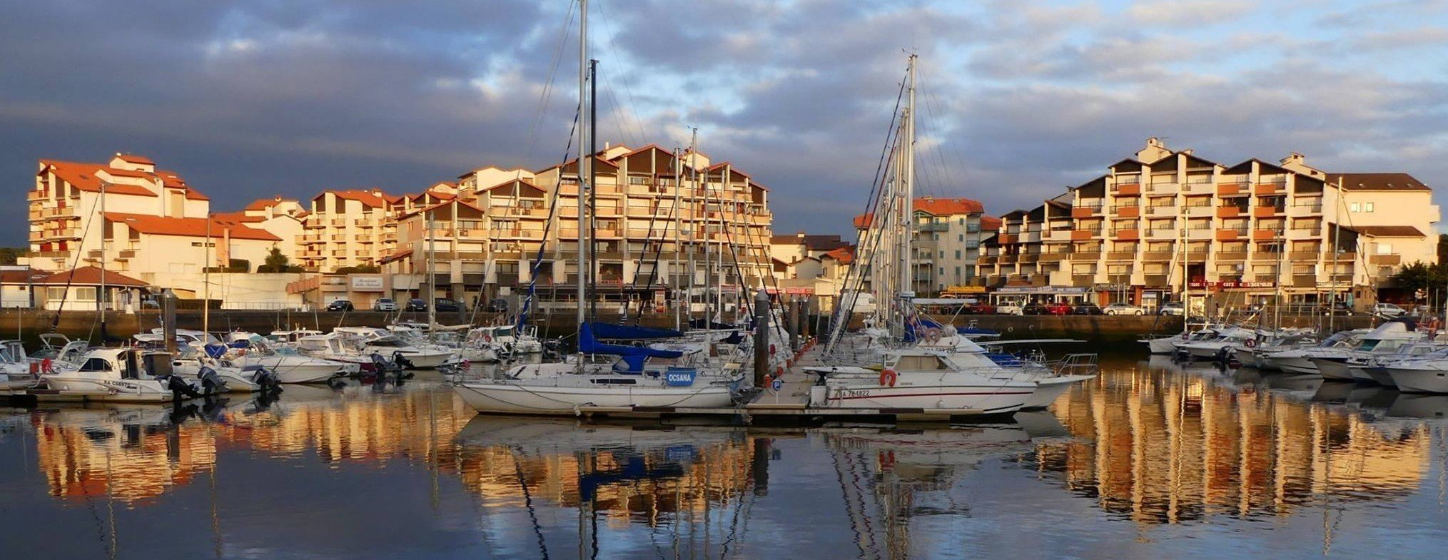 Capbreton, le port
